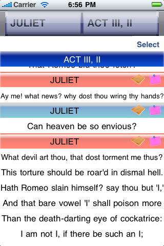 Study Reference Romeo And Juliet