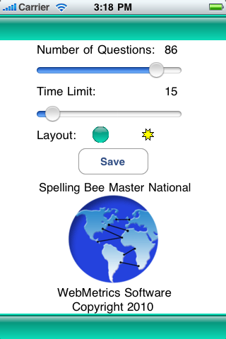 Spelling Bee Master National
